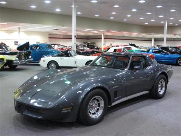 1982 chevrolet corvette for sale in troy michigan classified. Black Bedroom Furniture Sets. Home Design Ideas