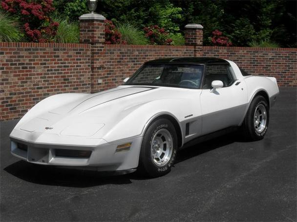 1982 chevrolet corvette for sale in huntingtown maryland classified. Black Bedroom Furniture Sets. Home Design Ideas