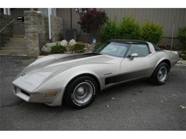 1982 chevrolet corvette for sale in lansing michigan classified. Black Bedroom Furniture Sets. Home Design Ideas