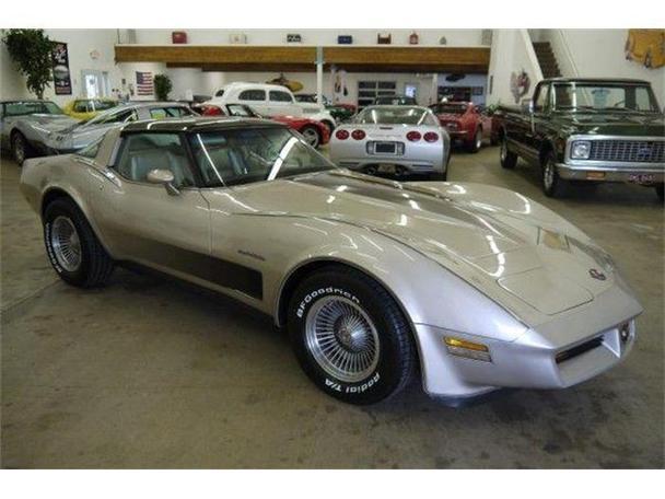 1982 chevrolet corvette for sale in lansing michigan classified. Black Bedroom Furniture Sets. Home Design Ideas