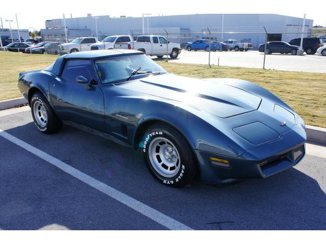 1982 chevrolet corvette coupe for sale in oklahoma city oklahoma classified. Black Bedroom Furniture Sets. Home Design Ideas