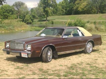 1982 Chrysler Cordoba For Sale In Troy Ohio Classified