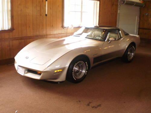 1982 corvette collector edition for sale in kissimmee florida classified. Black Bedroom Furniture Sets. Home Design Ideas