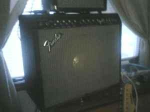 1982 Fender 75 Tube Amp - $600 (Muskegon)