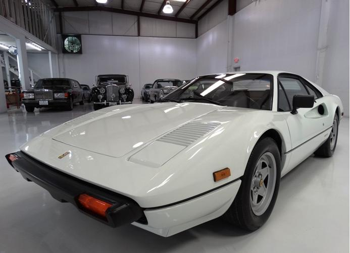 Cars For Sale Macon Ga >> 1982 Ferrari 308 White for Sale in Norcross, Georgia ...