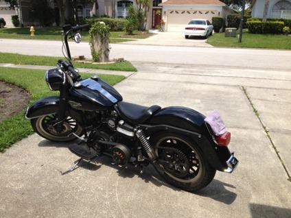 1982 FLH Harley Davidson Shovelhead