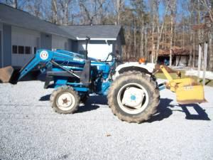 Ford X Tractor Crossville Tn Americanlisted on 1900 Generator House