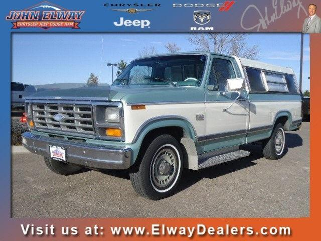 Dave Solon Nissan >> 1982 Ford F150 for Sale in Greeley, Colorado Classified | AmericanListed.com