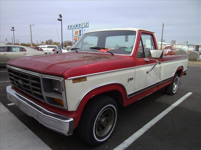 1982 ford f150 for sale in ponca city oklahoma classified. Black Bedroom Furniture Sets. Home Design Ideas