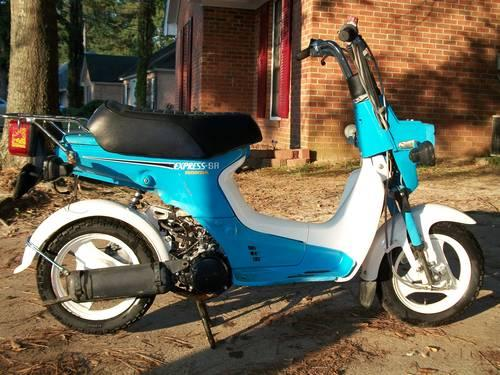Honda Of Tulsa >> 1982 Honda Express SR Scooter for Sale in Montgomery ...