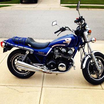 1982 honda nighthawk 750 for sale for sale in indianapolis indiana classified. Black Bedroom Furniture Sets. Home Design Ideas
