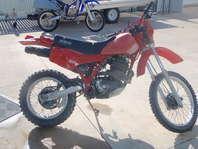 1982 Honda XR 500 R