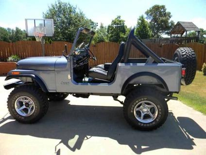 1982 jeep cj for sale in breaux bridge louisiana classified. Cars Review. Best American Auto & Cars Review