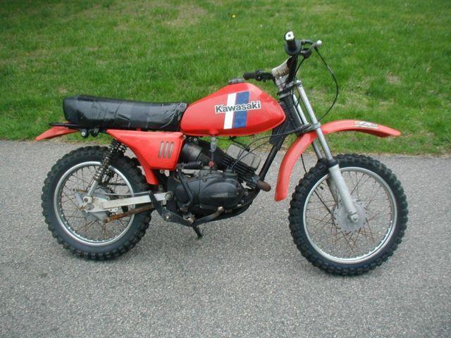 1982 kawasaki kd 80 dirt bike for sale in holliston massachusetts classified. Black Bedroom Furniture Sets. Home Design Ideas