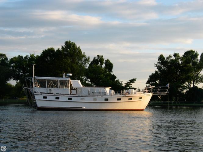 1982 Marine Trader 46 Island Trader For Sale In Altama