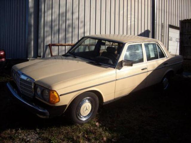 1982 mercedes benz 240d for sale in tuscaloosa alabama classified. Black Bedroom Furniture Sets. Home Design Ideas
