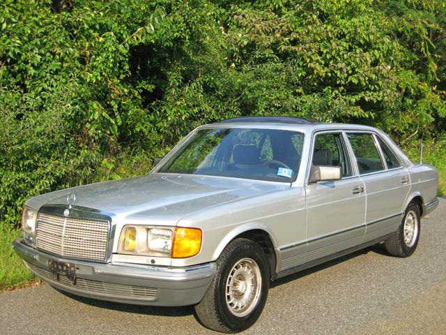 1982 mercedes benz 380sel for sale in marlboro new jersey for Mercedes benz freehold nj