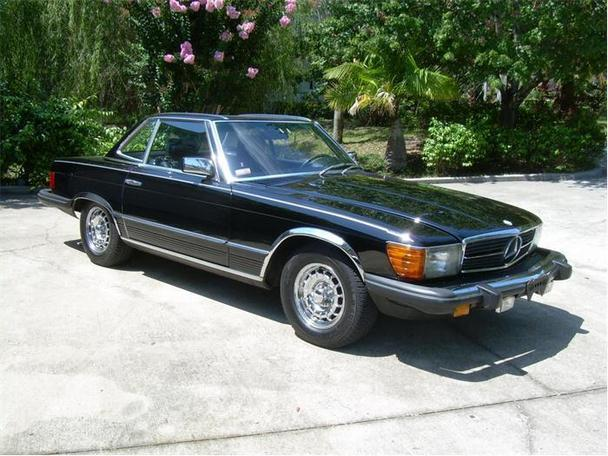 1982 mercedes benz 380sl for sale in clearwater florida for Clearwater mercedes benz