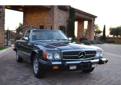 1982 mercedes benz sl class 380 sl for sale in albuquerque for Mercedes benz albuquerque new mexico