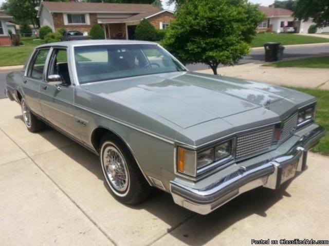 1982 Olds Delta 88 Royal Brougham For Sale In Yuma