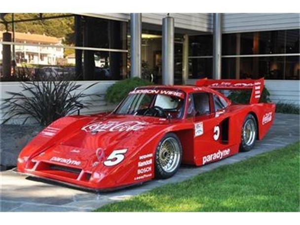 1982 Pontiac Race Car