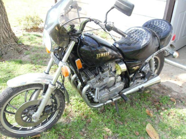 1982 Yamaha 650 Maxim For Parts For Sale In Germantown Illinois