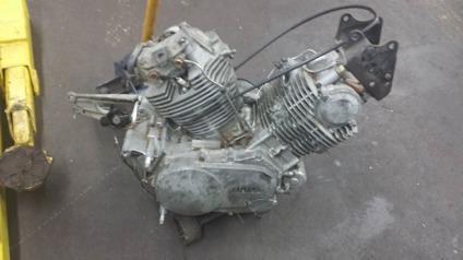 1982 Yamaha Virago 750 Parts
