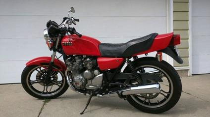 1982 Yamaha XJ550 Seca in great condition