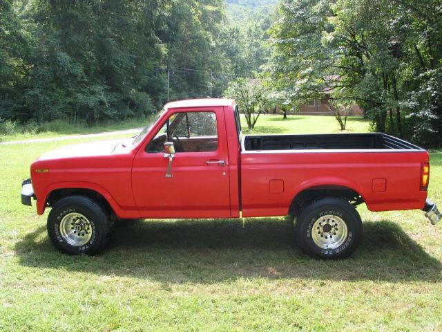 1982 ford f150 for sale in murphy north carolina classified. Black Bedroom Furniture Sets. Home Design Ideas