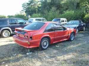 1983 1993 fox body gt mustang for parts 662 838 4460 8645 hwy 178 w for sale in memphis. Black Bedroom Furniture Sets. Home Design Ideas