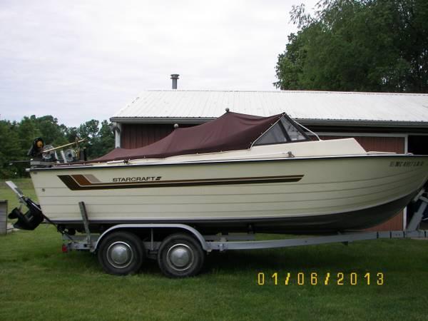 Boat Rebuilding Parts : Ft starcraft islander for sale in battle creek