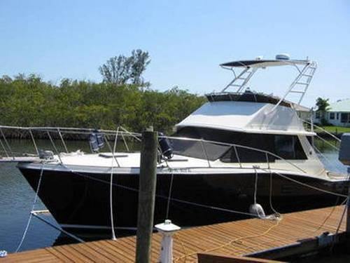 1983 36 trojan f36 motor yacht 1983 yacht in panama for Used boat motors panama city fl