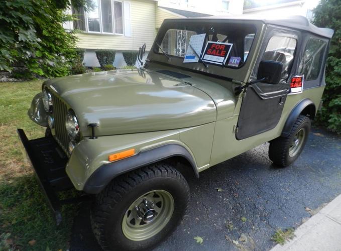 1983 amc jeep cj7 1983 amc car for sale in holmdel nj 4234704760 used cars on oodle. Black Bedroom Furniture Sets. Home Design Ideas