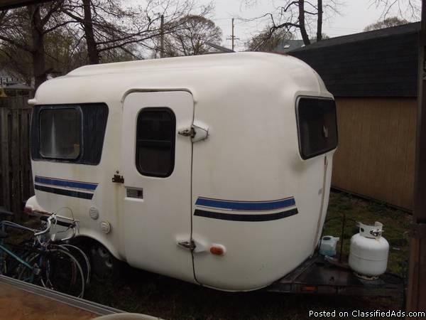Creative Scamp Boler Burro Casita Camper Travel Trailer 9500