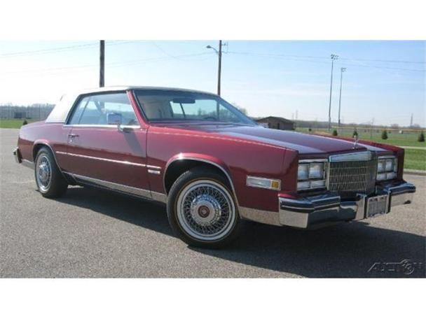 1983 cadillac eldorado 1983 cadillac eldorado car for. Black Bedroom Furniture Sets. Home Design Ideas