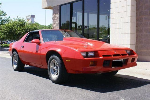 1983 Chevrolet Camaro For Sale In Omaha Nebraska