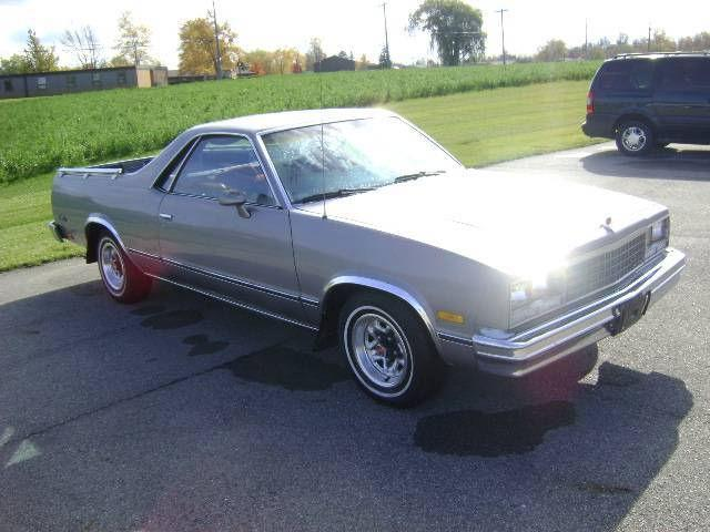 1983 chevrolet el camino for sale in montpelier ohio for Maxton motors of montpelier