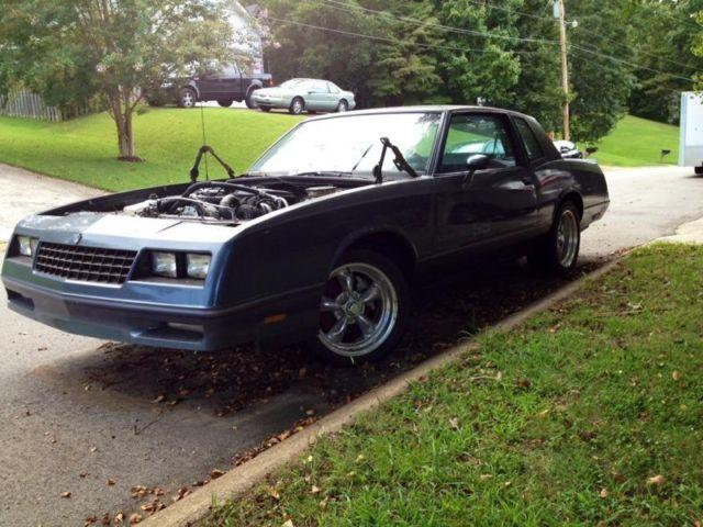 1983 chevrolet monte carlo ss for sale in ooltewah tennessee classified. Black Bedroom Furniture Sets. Home Design Ideas
