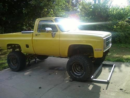 1983 Chevy Mud Truck