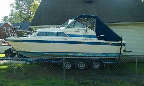 Foot Chris Craft Catalina For Sale