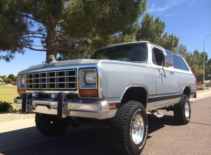 Autonation North Phoenix >> 1983 Dodge Ram 1500 for Sale in Chandler, Arizona ...