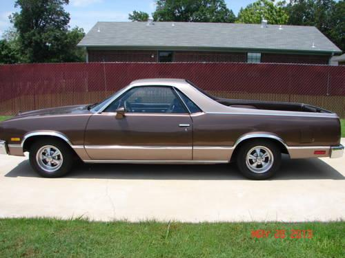 1983 El Camino Conquista For Sale In Russellville