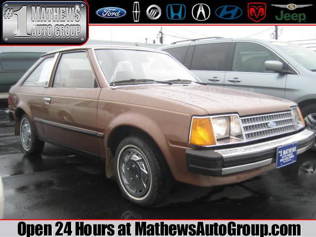 1983 Ford Escort L For Sale In Marion Ohio Classified