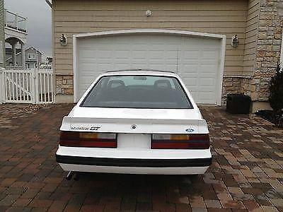 1983 Ford Mustang GT Hatchback 2-Door 5.0L