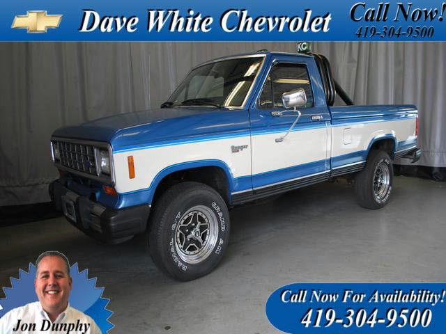 1983 ford ranger for sale in sylvania ohio classified. Black Bedroom Furniture Sets. Home Design Ideas