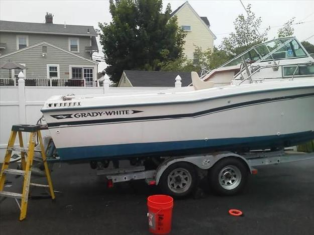 1983 grady white seafarer 22 for sale in quincy, massachusetts 3-way wiring diagram 1983 grady white seafarer 22