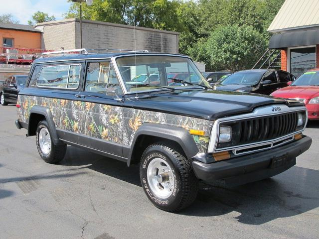 1983 jeep cherokee 4wd for sale in hueytown alabama. Black Bedroom Furniture Sets. Home Design Ideas