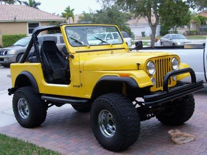 1983 jeep cj cj7 for sale in los angeles california classified. Black Bedroom Furniture Sets. Home Design Ideas