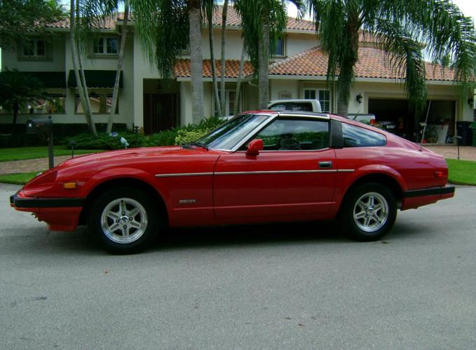1983 nissan 280zx for sale in miami florida classified. Black Bedroom Furniture Sets. Home Design Ideas