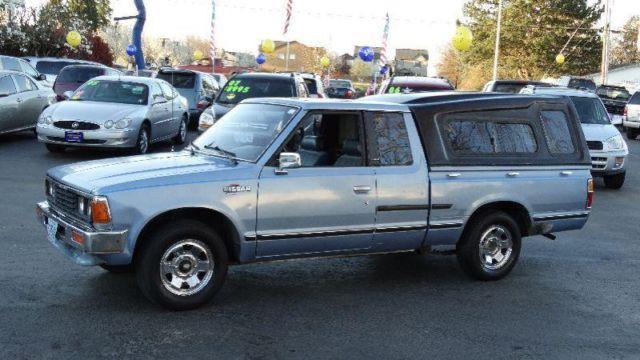 Power Nissan Salem Oregon >> 1983 Nissan Pickup King Cab for Sale in Cornelius, Oregon ...